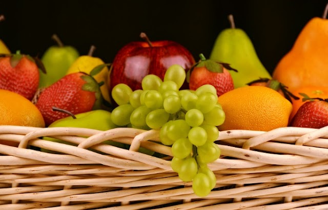 Fruit Basket The Gift of Health