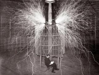Tesla coil and Nikola Tesla