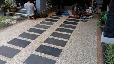 Jasa Pasang Batu Sikat Bandung
