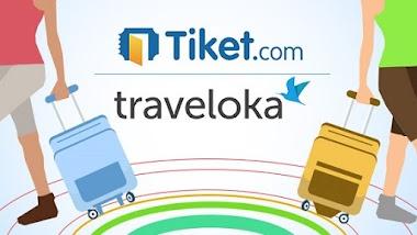 VERSUS: Tiket.com vs Traveloka, Bagus Mana?