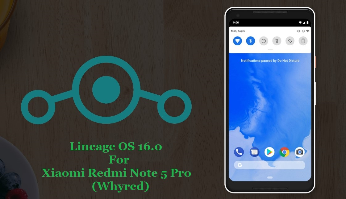 ROM][Unofficial][Whyred] Lineage OS 16 0 Latest Pie for