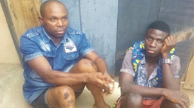 Trolololo! Amotekun arrest two men having s.e.x in Ondo