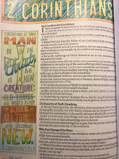 My Creative Bible KJV by Christian Art Publisher