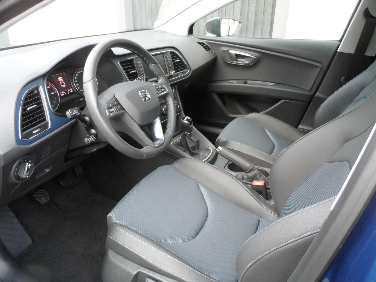 auto und verkehr: Olè, olè – Fahrspaß mit dem Seat Leon ST - Version ...