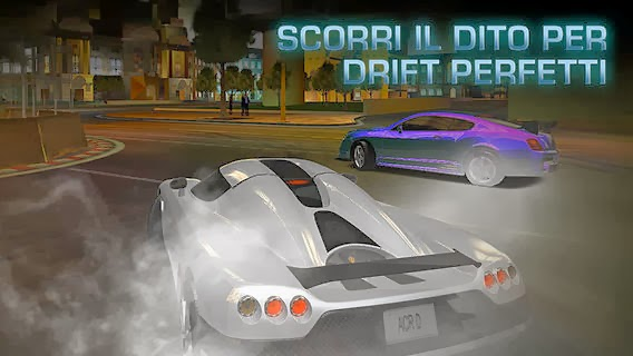 -GAME-ACR DRIFT