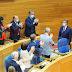 O Parlamento de Galicia elixe presidente da Xunta a Alberto Núñez Feijóo