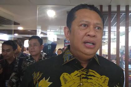 Bamsoet Wacanakan Masa Jabatan Presiden Jadi 3 Periode, Pengamat: Yang Ngusulin Maruk Amat!