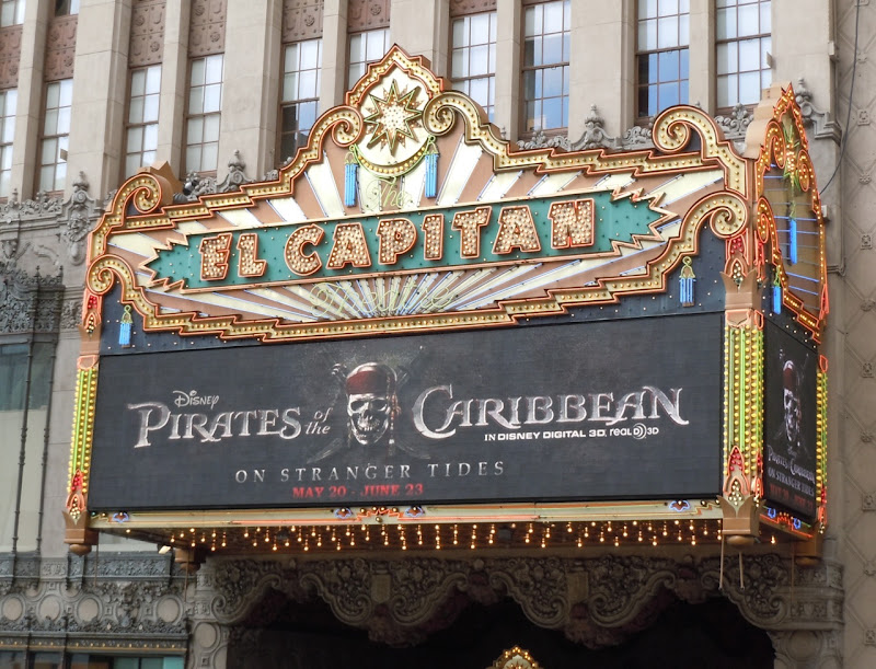El Capitan Theatre Pirates of the Caribbean
