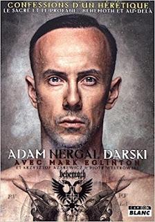 Adam Nergal Darski Confessions D'Un Hérétique PDF