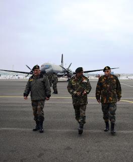 General Rawat Chinar corps
