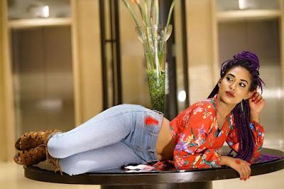 Bollywood Actress Hritu Zee
