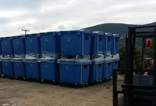 Ξεκινάει αντικατάσταση κάδων ανακύκλωσης ο Δήμος Επιδαύρου