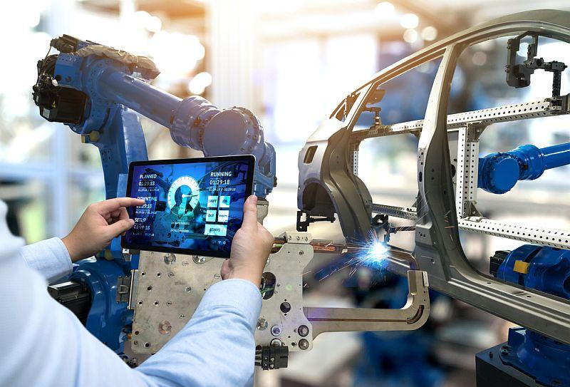 Hadapi Industri 5.0, Pekerja Harus Siap dengan Robot