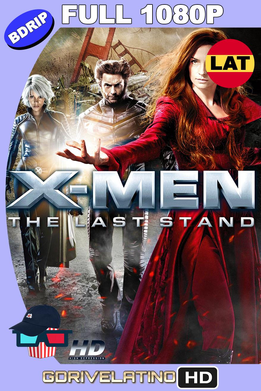 X-Men 3 : La Decisión Final (2006) BDRip 1080p Latino-Ingles MKV