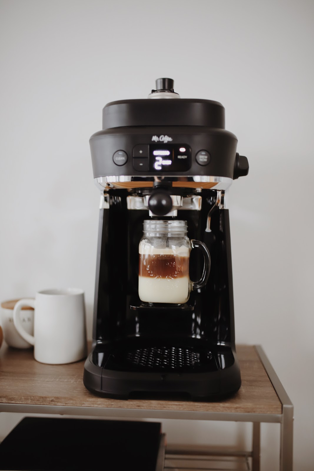 Mr. Coffee All-In-One Coffee Maker | STYLED & SMITTEN