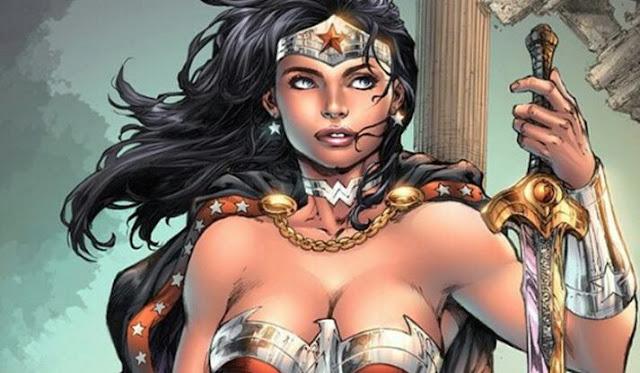 Kisah cinta Superman dengan Wonder Woman menikah