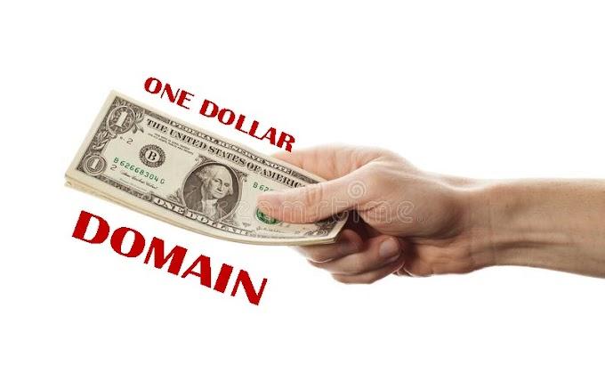 Dollar Domain: How Top Level Domain Buy Under $1 Dollar