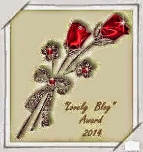 """Lovely Blog"" Award 2014"