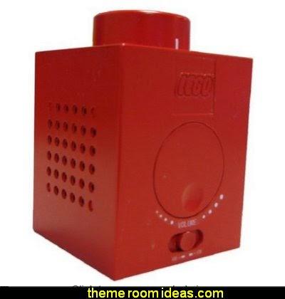 LEGO AM/FM radios