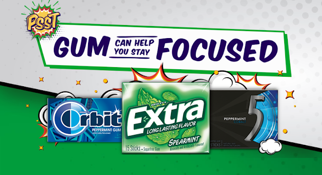 Wrigley Gum Brands wants you to play their instant win game every day for a chance to win a $25 gift card to use on whatever you love!