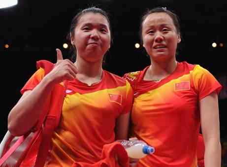 Perempat Final Ganda Putri Thailand Masters Grand Prix Gold 2016