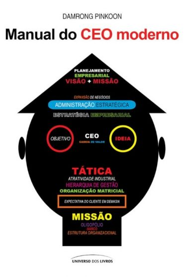Manual do CEO Moderno – Damrong Pinkoon Download Grátis