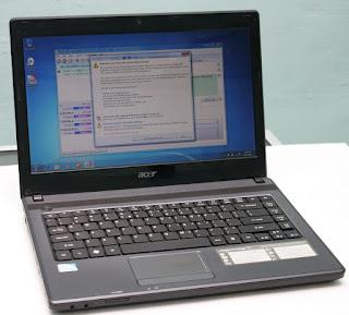 Jual Laptop bekas Acer Aspire 4739Z