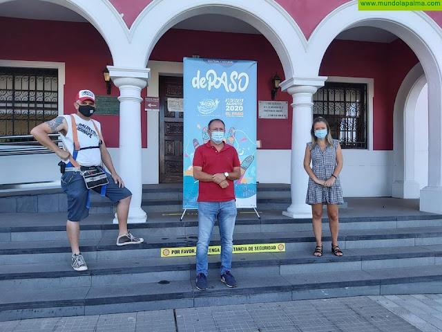 Manolo Villalba será el encargado de realizar el mural de dePASO 2020 dedicado a lucha contra la COVID-19