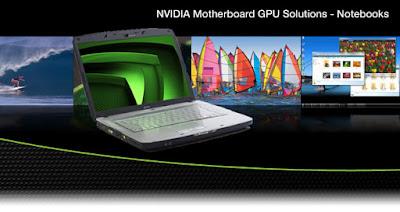 Nvidia GeForce 8200M(ノートブック)フルドライバをダウンロード