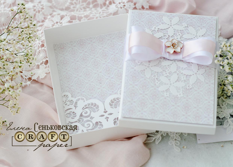 Мк по свадебной открытке