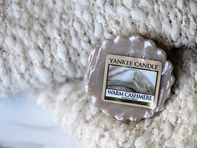 Avis Warm Cashmere de Yankee Candle blog bougie cocooning