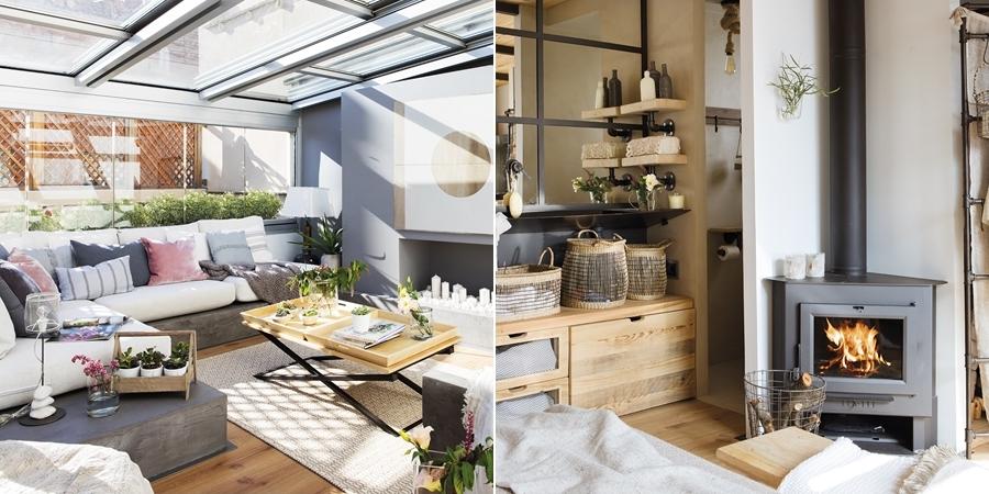 Mieszkanie w skandynawsko - industrialnym stylu, wystrój wnętrz, wnętrza, urządzanie domu, dekoracje wnętrz, aranżacja wnętrz, inspiracje wnętrz,interior design , dom i wnętrze, aranżacja mieszkania, modne wnętrza, styl skandynawski, styl industrialny,