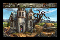 Videojuego King's Quest III Redux