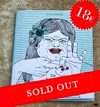 DE L' AMOUR (click on the book) SOLD OUT!