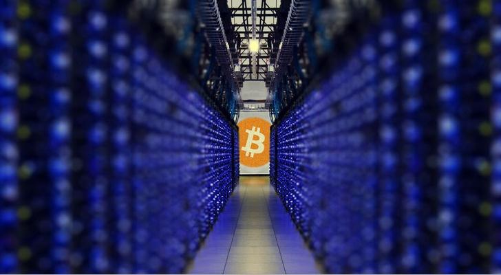 bitcoin-mining-server