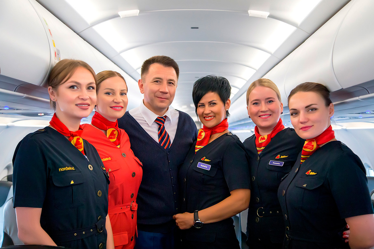 Here's How Often Flight Attendants Have Crushes on Their Passengers