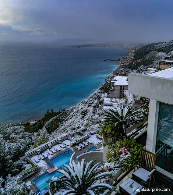 Hotel Monte Tauro, Taormina, Sicília