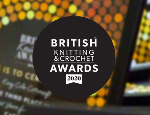 British Knitting and Crochet Awards 2020 logo