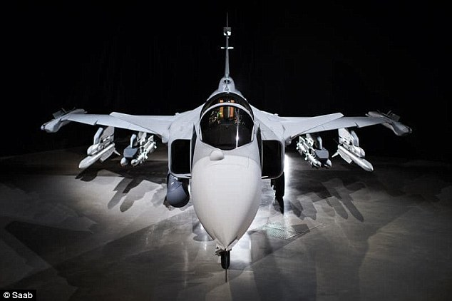 Boeing and Saab are making a fighter that beats the best