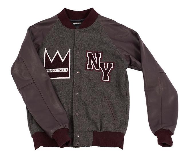 Frank white NY jacket