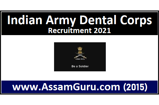 indian-army-dental-corps-Job