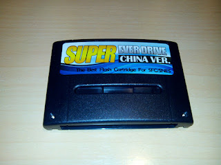 everdrive snes china flashcard