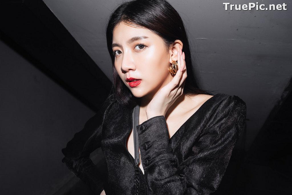 Image Thailand Model - Sasi Ngiunwan - Black For SiamNight - TruePic.net - Picture-19