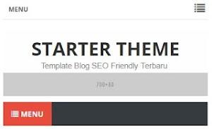 Como fazer menu acima do Header Blogger responsive com botões sociais