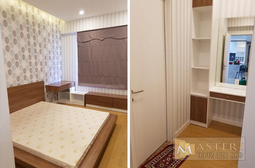 bán căn hộ Masteri 86m2 - 3 phòng ngủ nội thất có sẵn - hinh 2