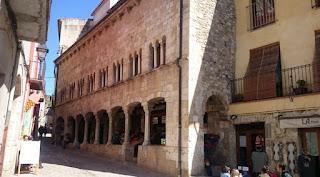 Besalú, provincia de Girona.