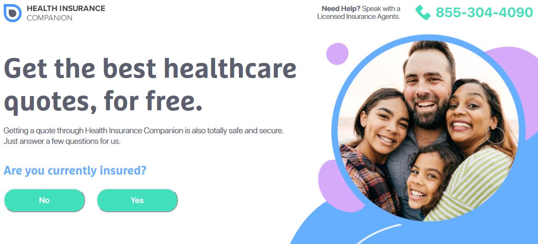 Health Insurance Companion