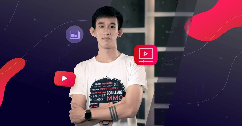Khóa học hướng dẫn Xây dựng kênh Auto News trên Youtube - Hệ thống video tin tức mang về thu nhập ổn định mỗi ngày