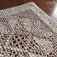 Swedish Naversom Doily