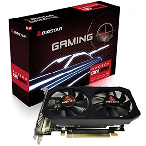 Placa de Video Biostar Radeon RX 560 4GB GDDR5 128 Bit VA5615RF41-TBVRA-BS2